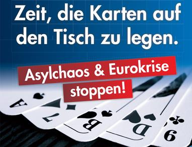 Asylchaos Stoppen!