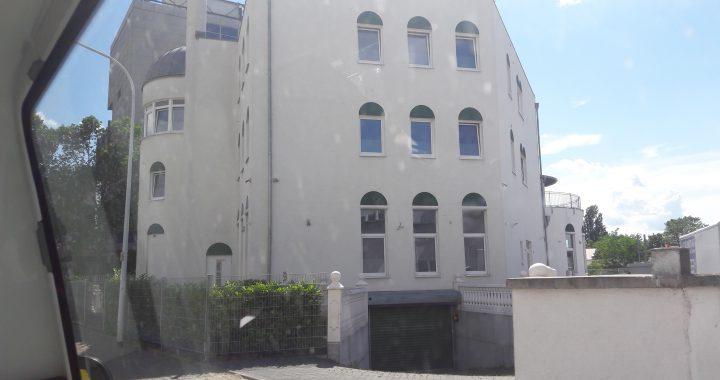 Moschee in Darmstadt - auch gesteuert von DITIB?