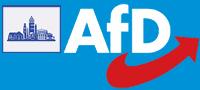 AfD - Kreisverband Darmstadt Logo